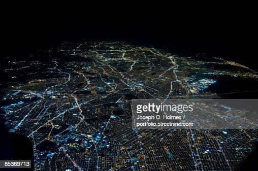 Approaching JFK : Bildbanksbilder