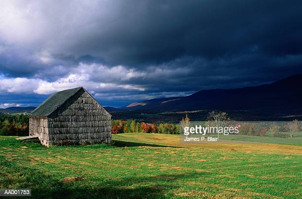 Approaching Storm in the Green Mountains, Vermont