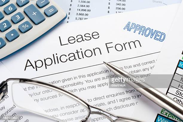 Lease Agreement Stock Photos And Pictures | Getty Images