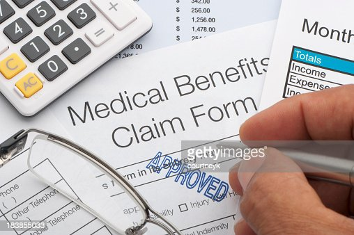 Medical Insurance Claim Form Photo – Medical Claim Form