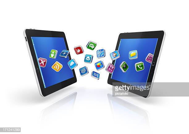 apps sync to multiple devices