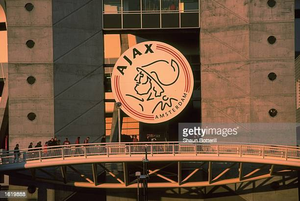 A general view of the Amsterdam Arena home of Ajax Amsterdam in Holland Mandatory Credit Shaun Botterill /Allsport