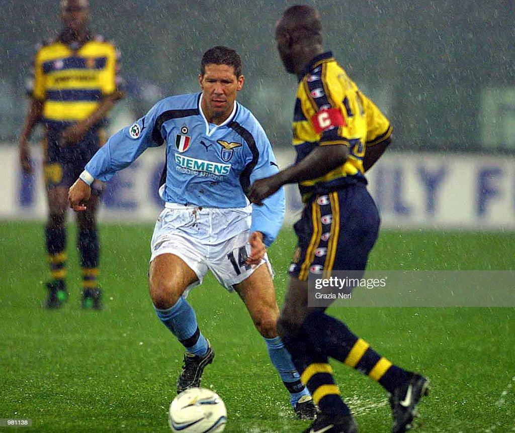 Lazio v Parma X