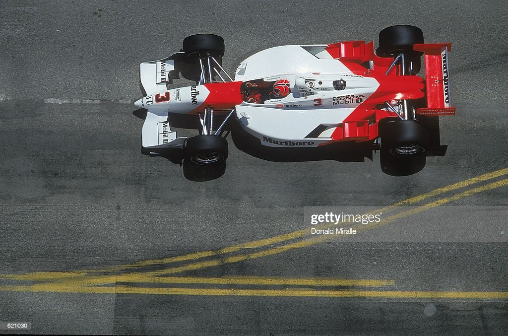 Long Beach, pole e vittoria. gettyimages.com, Donald Miralle, 2001