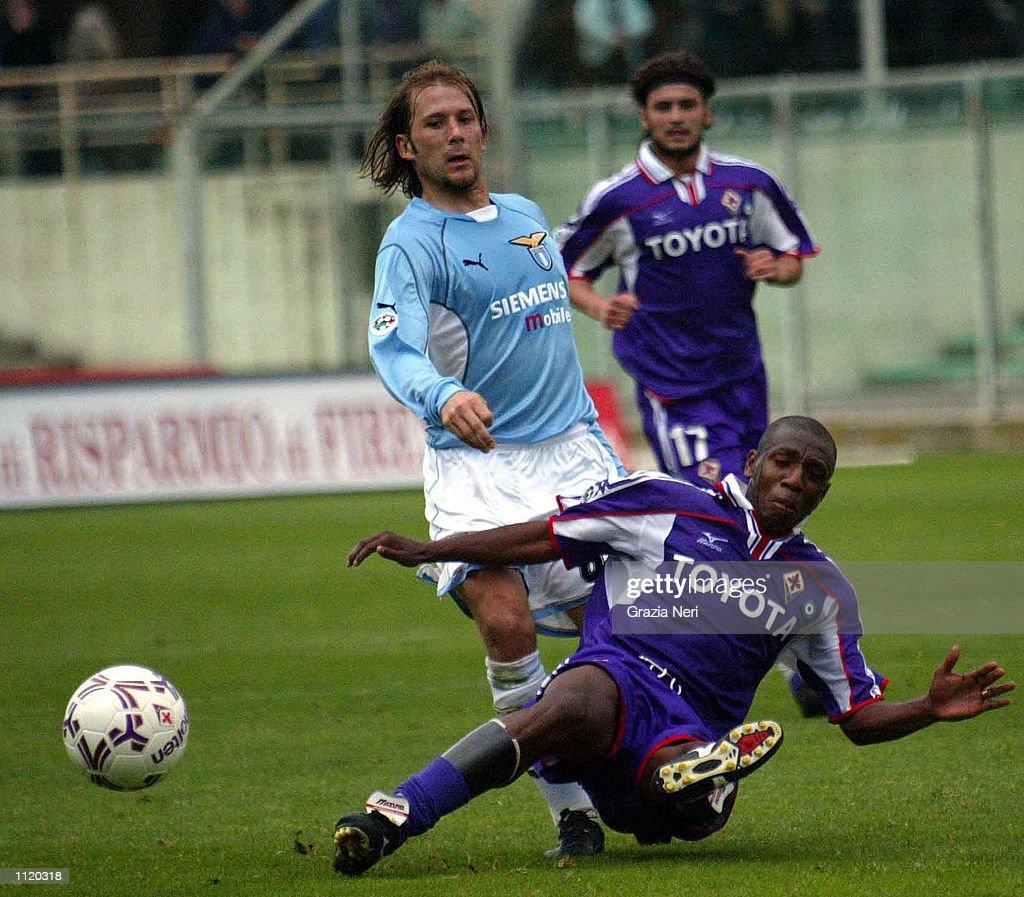 Fiorentina v Lazio X