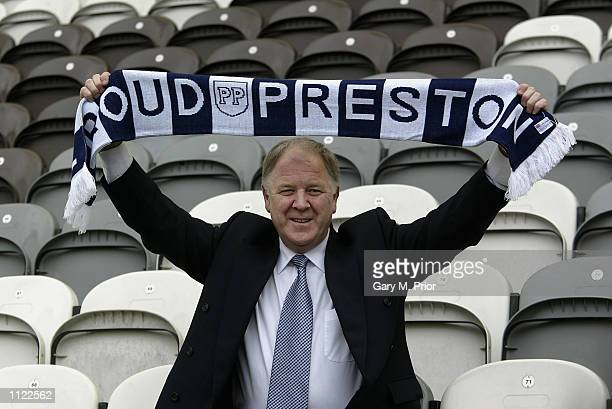The new manager of Preston North End Football Club Craig Brown is announced at Deepdale Preston DIGITAL IMAGE Mandatory Credit Gary M Prior/Getty...