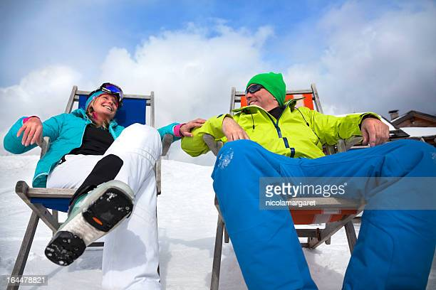 Activités après le ski en Couple
