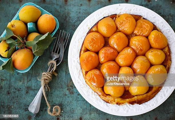 Apricot tart taten
