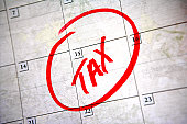 April 15th Tax Time