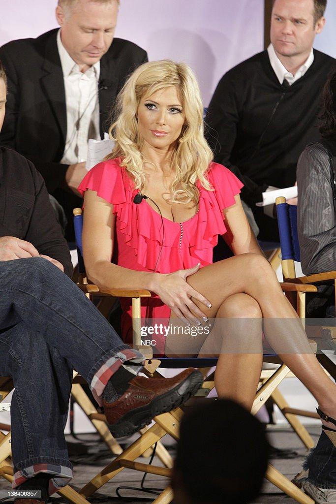 DAY 2009 April 24 2009 'I'm A CelebrityGet Me Out of Here' Chris Brogden Jayson Dinsmore Torrie Wilson