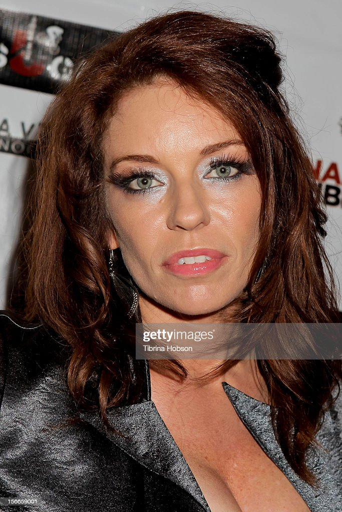 April Diamond attends the Shekinah Tribe charity film fundraiser hosted by Pattie Mallette at Writers Guild Theater on November 17, 2012 in Beverly Hills, California.