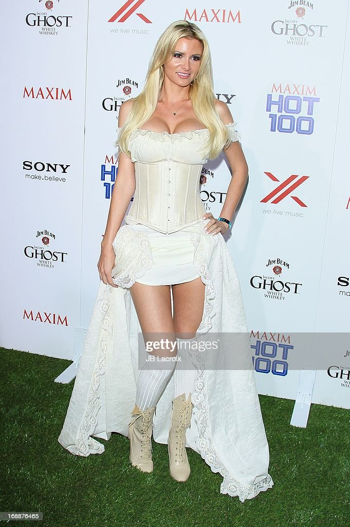 April Rose attends the Maxim 2013 Hot 100 party held at Create on May 15, 2013 in Hollywood, California.