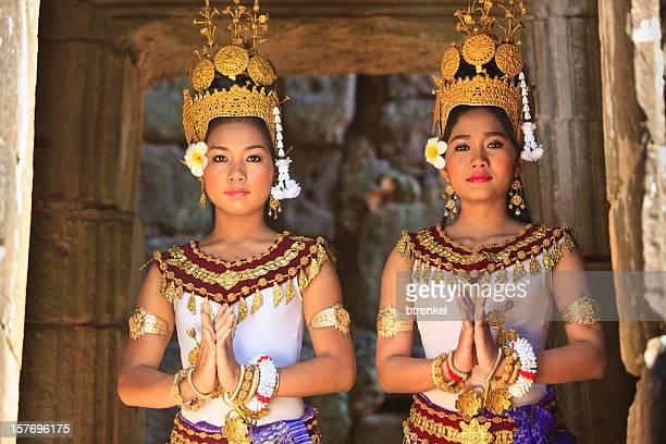 Apsara Bar dancers