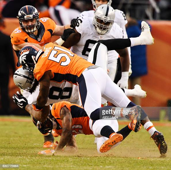 Michael Crabtree Vs Talib >> Todd Davis Stock Photos and Pictures | Getty Images