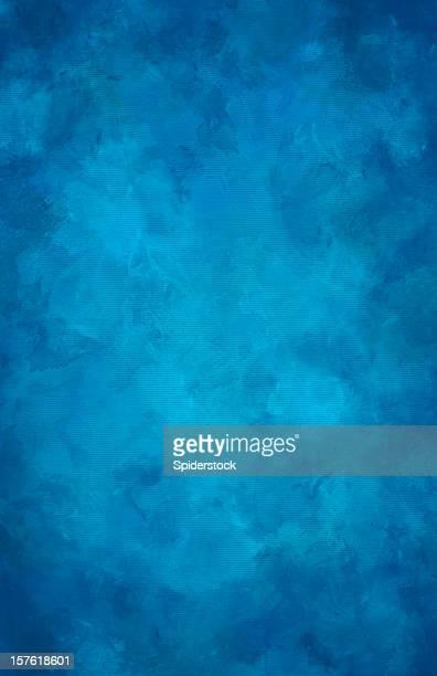 Aqua Painted Background