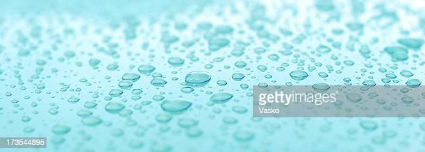 Aqua -01 gotículas de água