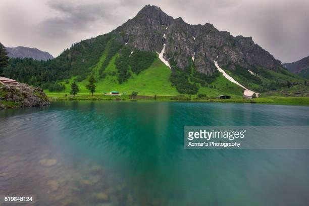 Aquafina Rainbow Lake, Domail Minimarg