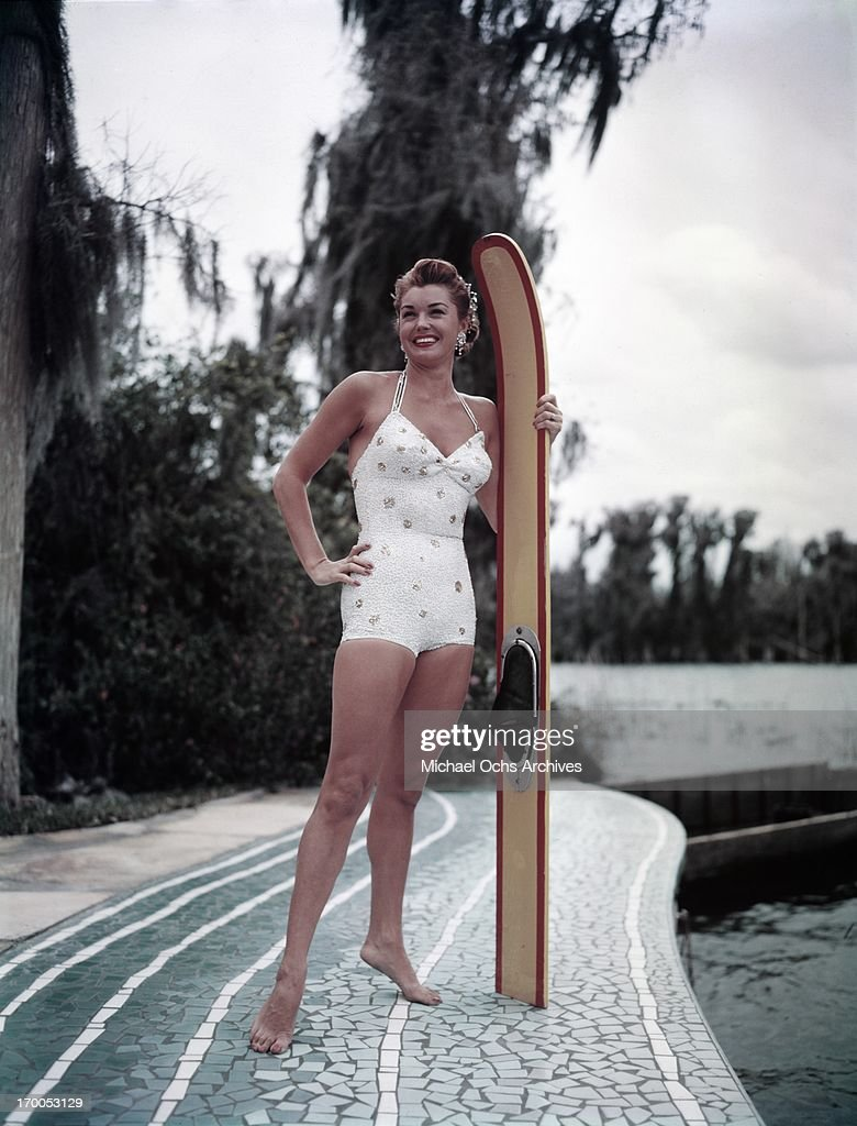 esther williams at cypress gardens pictures getty images