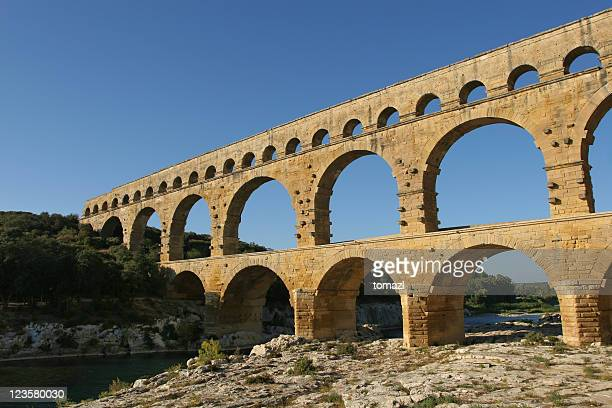 Aqueduct - Pont Du Gard
