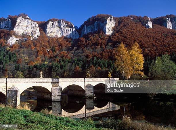 Aqueducts in the mountains