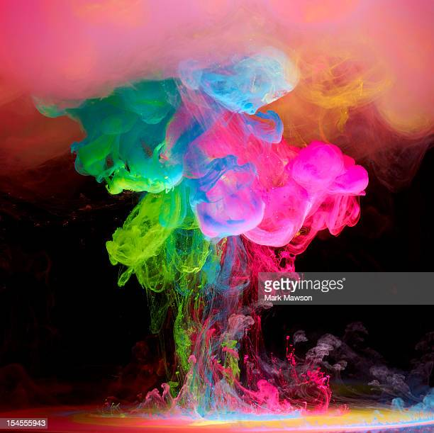 Aqueous images