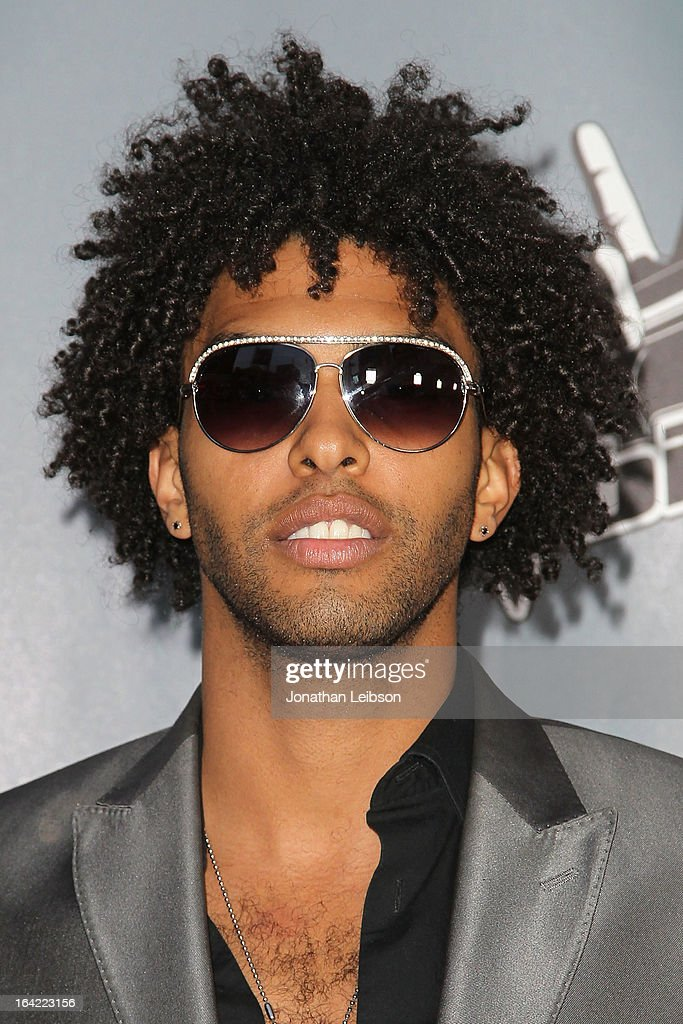 Aquile attends the NBC's 'The Voice' Season 4 Premiere at TCL Chinese Theatre on March 20, 2013 in Hollywood, California.
