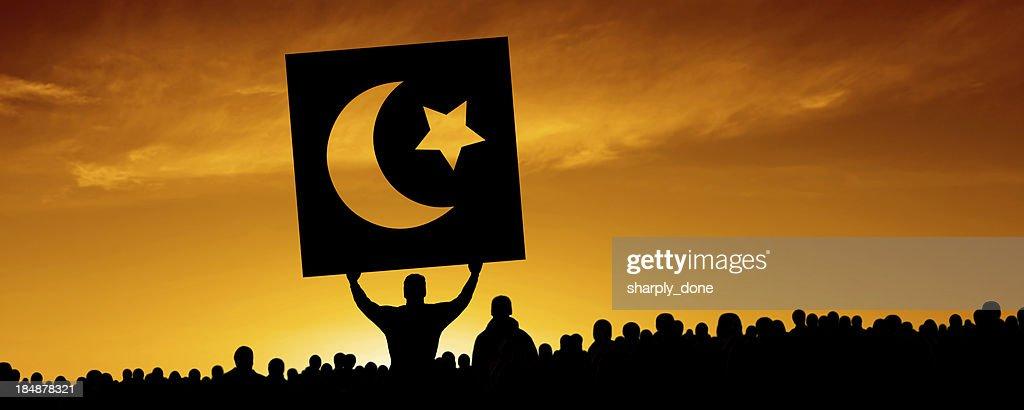 XXXL arab spring protestors