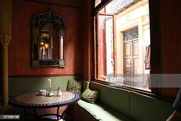 Arab tea house in Granada