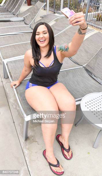 Arabella S Ruaby at Xehar Body Positive Mentors Host End Of The Summer VIP Party #AconfidentYou on August 26 2017 in Marina del Rey California