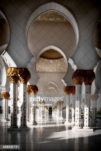 arabesque arches and pillars - photo #14