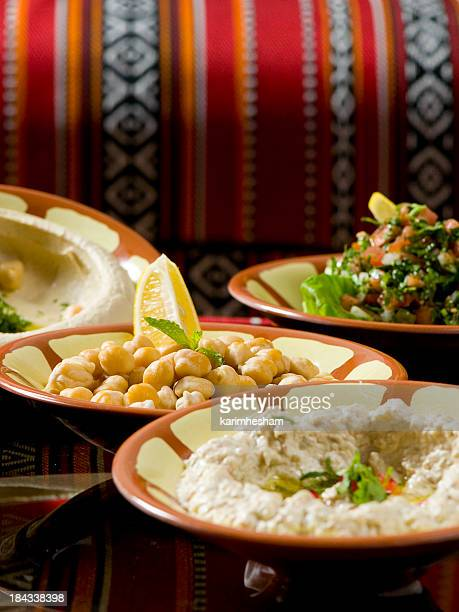 Arabic appetizer