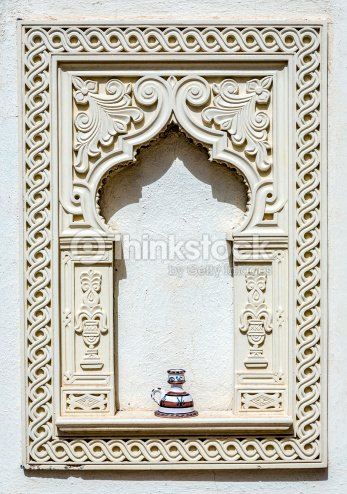 Arabic decoration offering in tunisia stock photo thinkstock for Arabic decoration