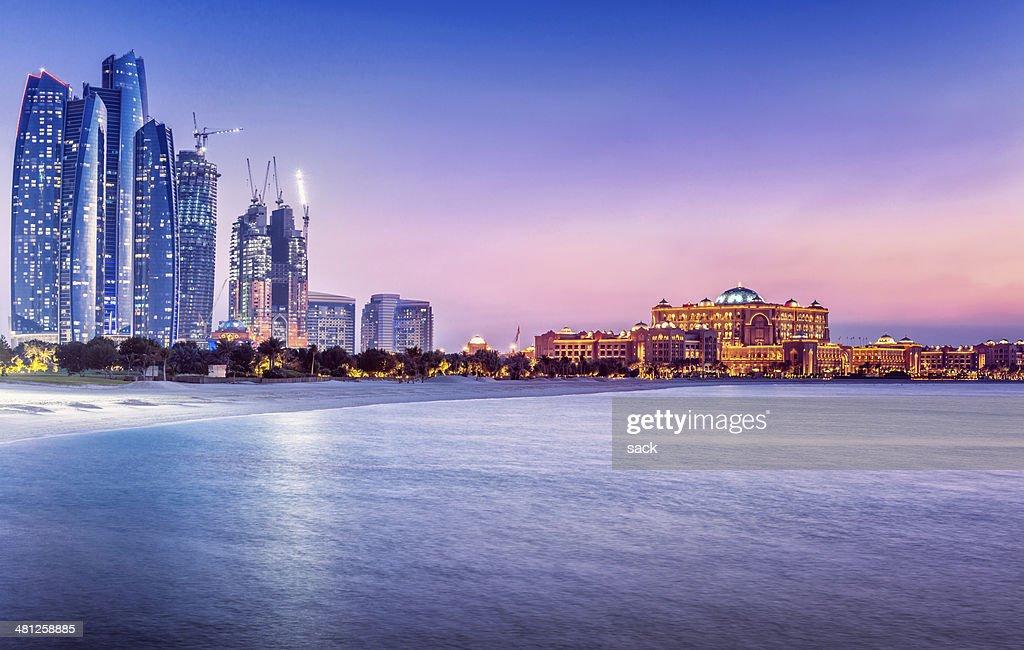 Arabic Nights in Abu Dhabi (UAE)