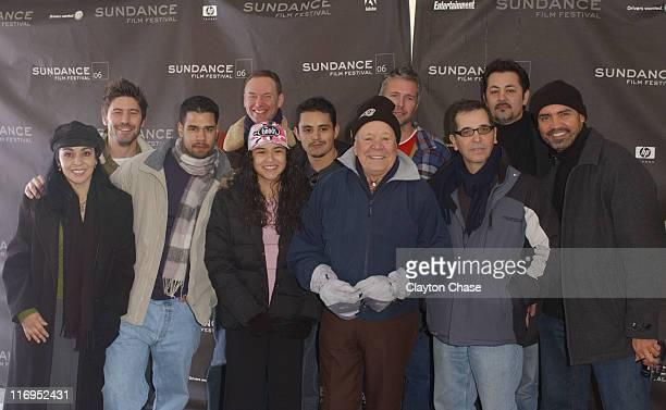 Araceli Guzman Rico David W Ross JR Cruz Wash Westmoreland co director Emily Rios Jesse Garcia Chalo Gonzalez Jason Wood Richard Glatzer codirector...