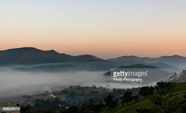 Araku Valley, Mists