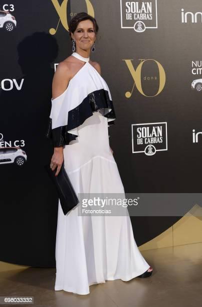 Arancha del Sol attends the 'Yo Dona' International Awards at the Palacio de los Duques de Pastrana on June 19 2017 in Madrid Spain