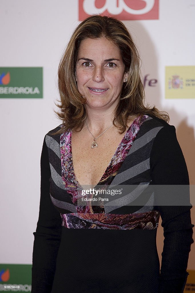 'As del Deporte 2009' Awards in Madrid - Arrivals