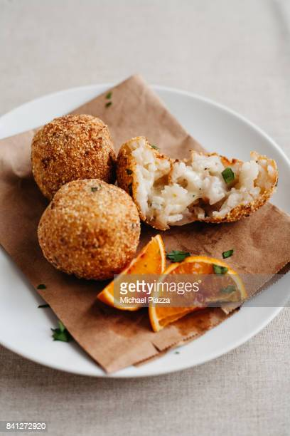 Arancini Fried Risotto Balls