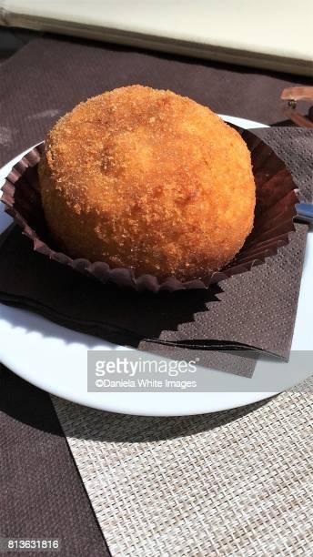 Arancini ( rice croquette )