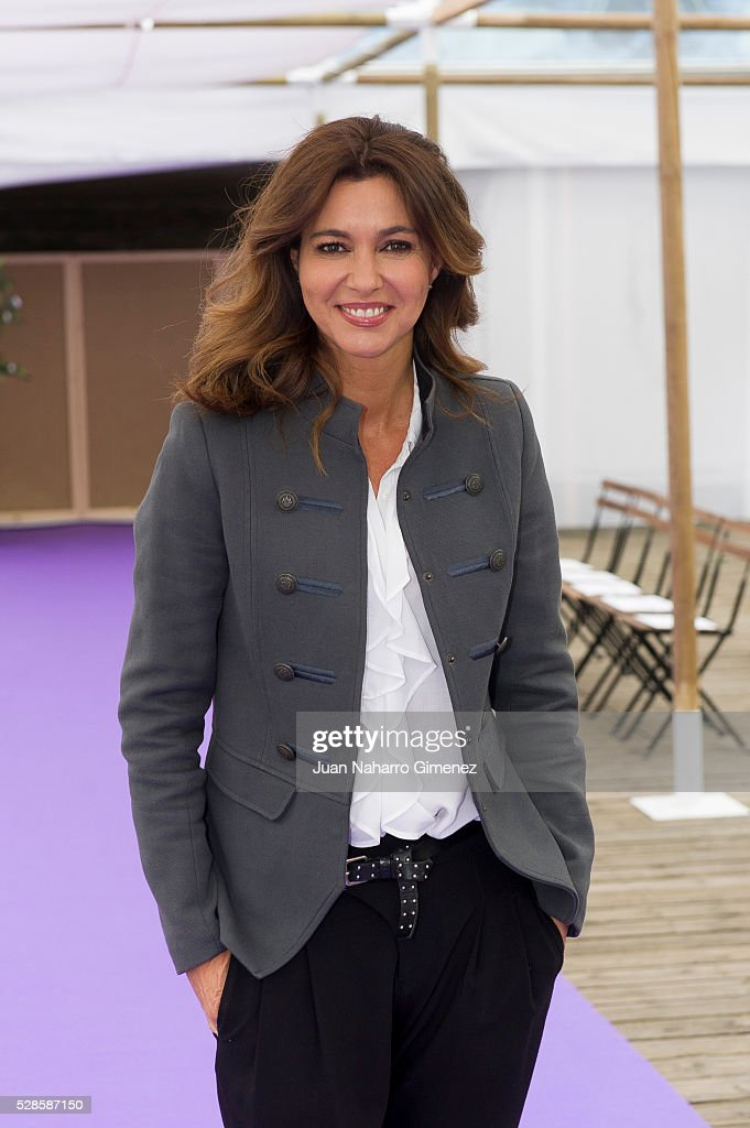 Arantxa del Sol attends 'Dia Magico' fashion show during FIMI (Feria Internacional de la Moda Infantil) at Pabellon Satelite de la Casa de Campo on May 6, 2016 in Madrid, Spain.