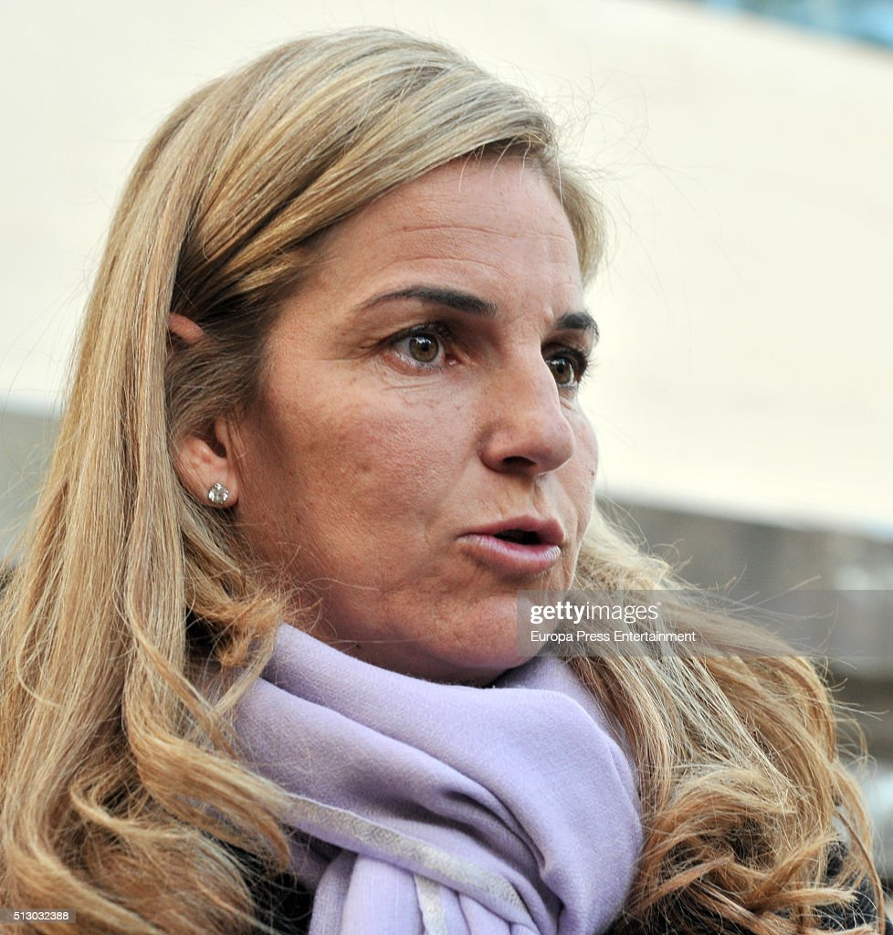 Arantxa Sanchez Vicario s Father Mogue In Barcelona s and