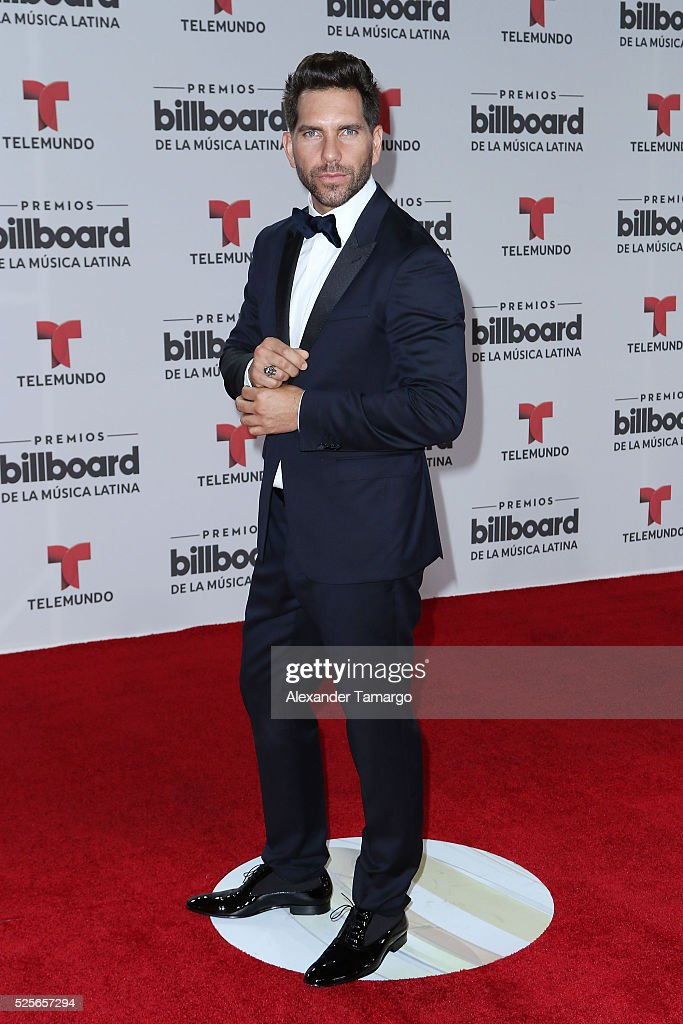 Arap Bethke attends the Billboard Latin Music Awards at Bank United Center on April 28, 2016 in Miami, Florida.