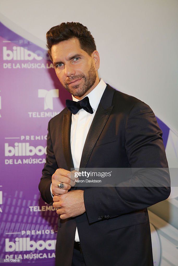 Arap Bethke poses backstage at the Billboard Latin Music Awards at Bank United Center on April 28, 2016 in Miami, Florida.
