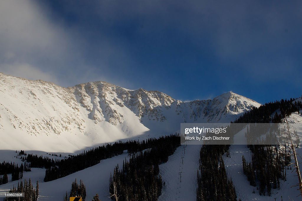 Arapahoe Basin ski resort