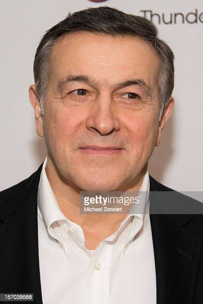 Aras Agalarov attends the record launch of Emin at Stephan Weiss Studio on November 27 2012 in New York City