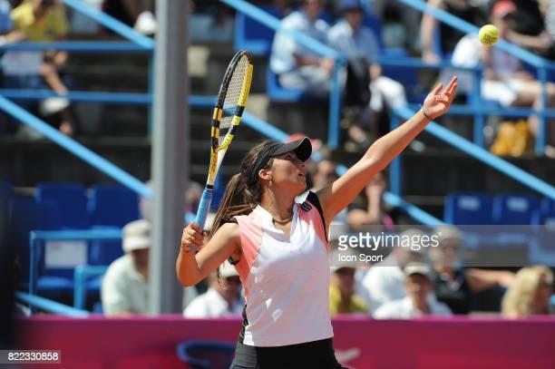 Aravane REZAI Finale du Tournoi WTA de Strasbourg 2009