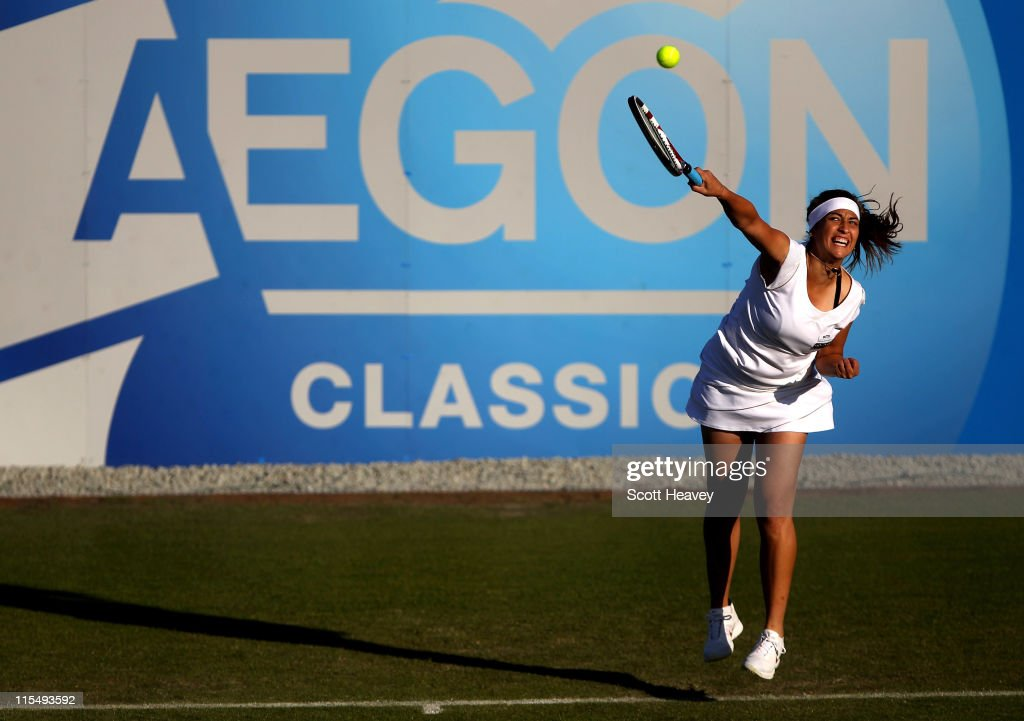 AEGON Classic - Day Two