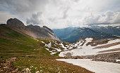 Aravis and Lake Peyre