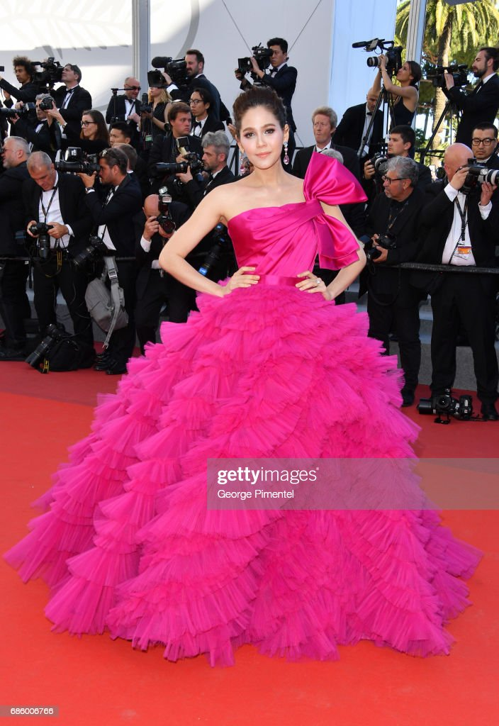 """120 Beats Per Minute "" Red Carpet Arrivals - The 70th Annual Cannes Film Festival"