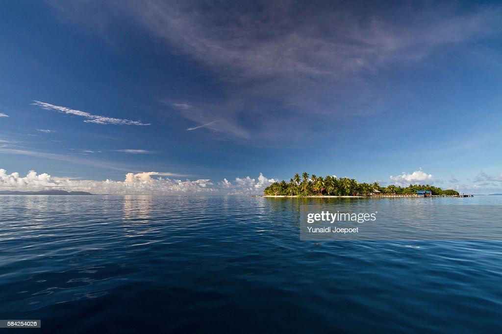 Arborek Island, Raja Ampat, West Papua